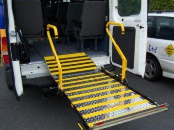 Bus Tail Lift